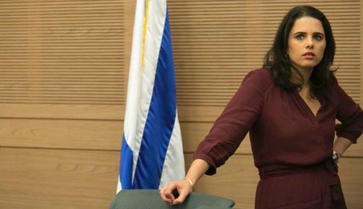 """شاكيد: لن نوافق على نقل وزارة العدل إلى تحالف """"كاحول لفان"""""""