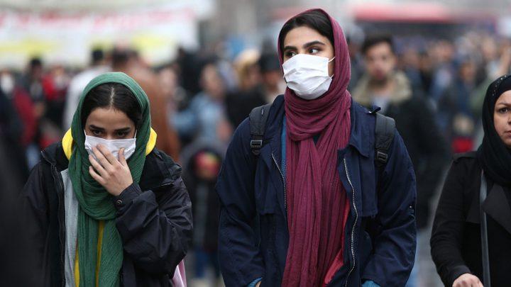 """121حالة وفاة جديدة بـ""""كورونا"""" في ايران خلال الـ24 ساعة الماضية"""