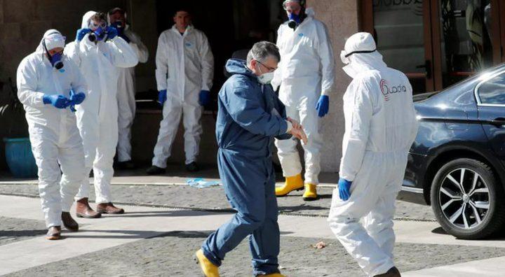 روسيا تسجل 5 وفيات و 1175 إصابة جديدة بكورونا خلال آخر 24 ساعة