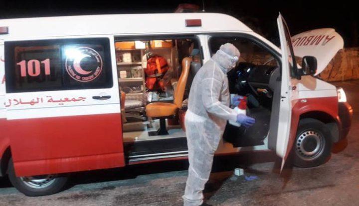 وثيقة تكشف أن المصاب بفيروس كورونا من نابلس اخترق الحجر المنزلي