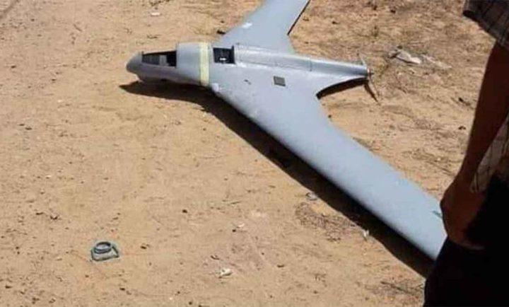الجيش الليبي يسقط طائرتين مسيرتين تركيتين