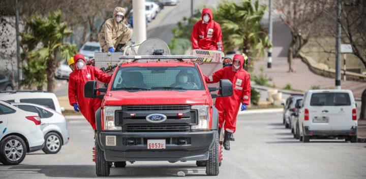 الدفاع المدني: 14عملية تعقيم و60 جولة سلامة ويستجيب لـ7حوادث