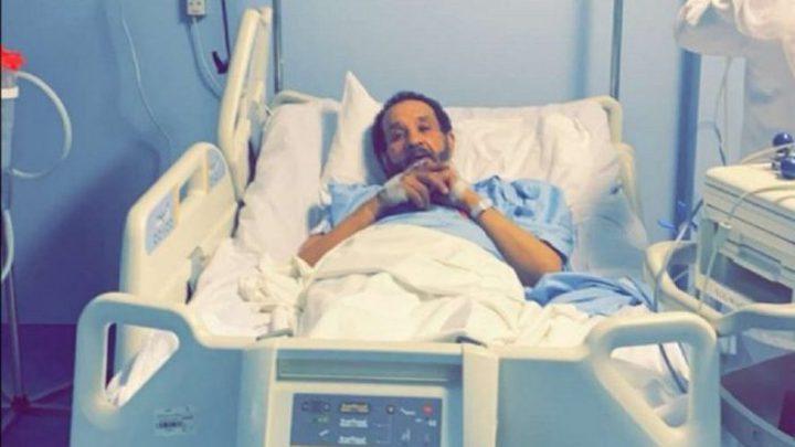 الفنان فهد عبد المحسن يتعرض لأزمة قلبية