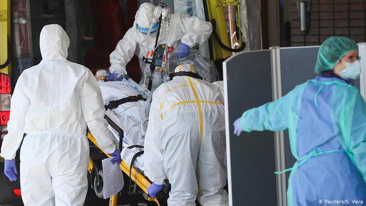 مليون و600 ألف إصابة بفيروس كورونا حول العالم