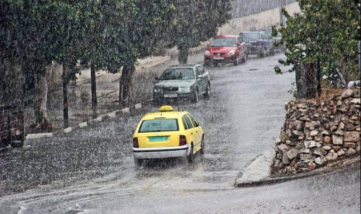 الطقس: أجواء باردة وفرصة لسقوط الأمطار