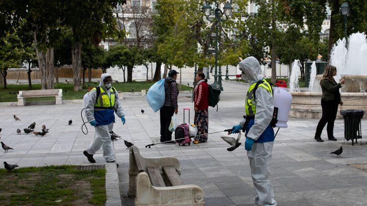 بريطانيا تعلن تسجيل 9875 وفاة جراء فيروس كورونا
