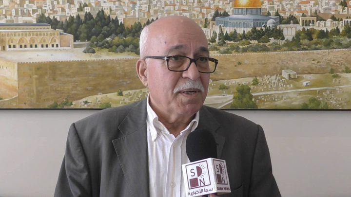 رأفت يستنكر إقدام الاحتلال على فتح عبارات لنشر وباء كورونا
