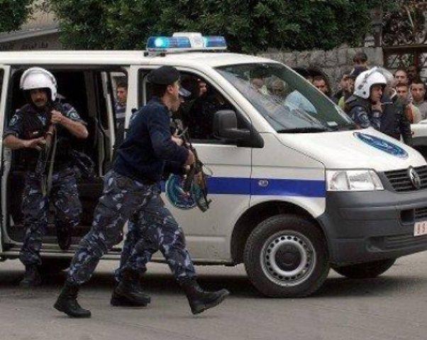 الشرطة تضبط مصنع كمامات غير مرخص جنوبي نابلس