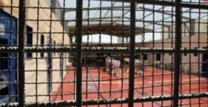 """الأسير محمد الحلبي محتجز في معتقل """"ريمون"""" بوضع صحي سيء"""
