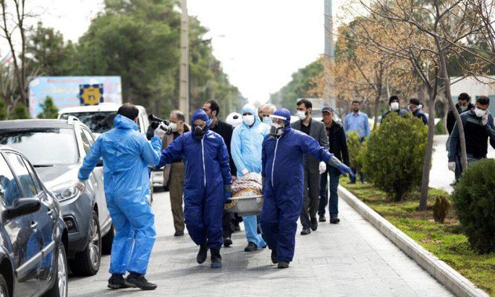 تسجيل 117 وفاة جديدة بكورونا في ايران خلال الـ24ساعة الماضية