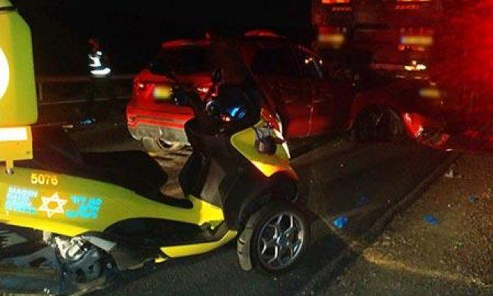 وفاة شاب متاثراً باصابته في حادث سير