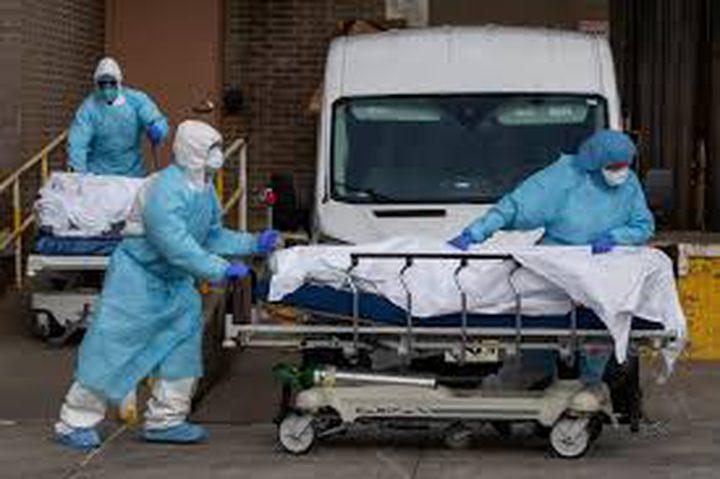الولايات المتحدة تسجل 2000 حالة وفاة بكورونا في يوم واحد