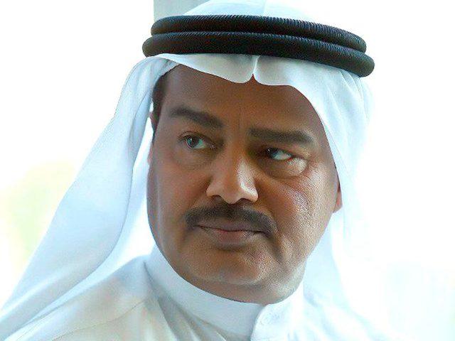 حريق يدمر مطعم الفنان الكويتي عبد الرحمن العقل