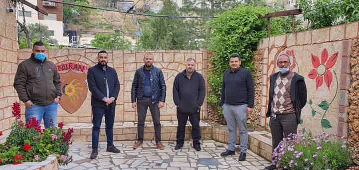 صندوق ووقفية القدس يسلم إمدادات طبية لجمعية نوران