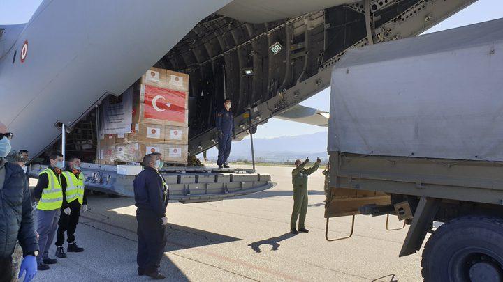 """تركيا توافق على ارسال معدات للوقاية من كورونا """"لإسرائيل"""""""