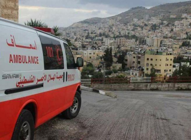 الأتيرة: الهلال الأحمر بنابلس يستأنف تقديم خدماته كالمعتاد