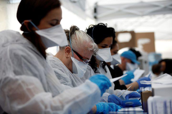 مصر: تشخيص 2065 إصابة بفيروس كورونا و159 حالة وفاة
