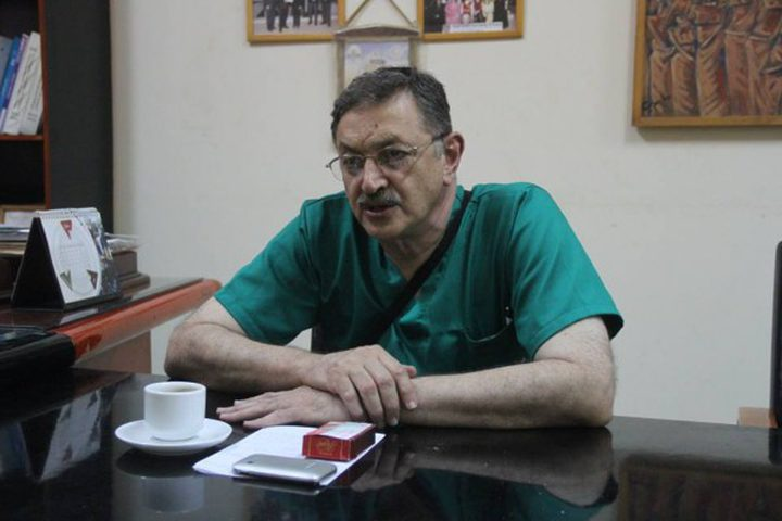 د. هيثم الحسن: مشافي القدس غير مهيأة بالمعدات للتعامل مع كورونا