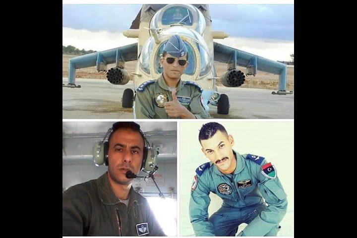 """""""الجيش الوطني الليبي""""يقر بسقوط طائرة ومقتل طاقمها"""