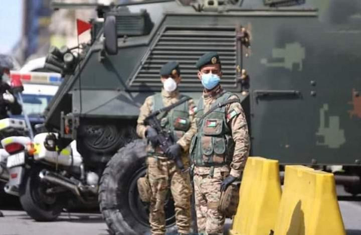 الجيش الأردني يحبط عملية لتهريب المخدرات من سوريا