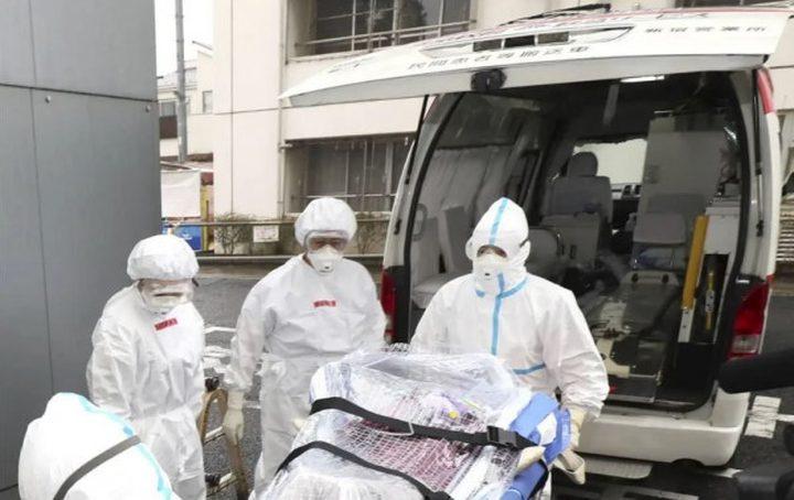 """ارتفاع حصيلة وفيات فيروس """"كورونا"""" في دولة الاحتلال لـ 110"""