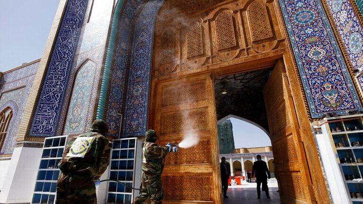 إيران تخطط لاستئناف زيارة العتبات المقدسة