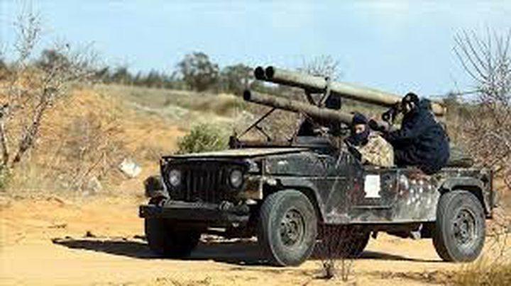 """""""حكومة الوفاق الليبية"""" تسيطر على 6 مدن غرب العاصمة طرابلس"""