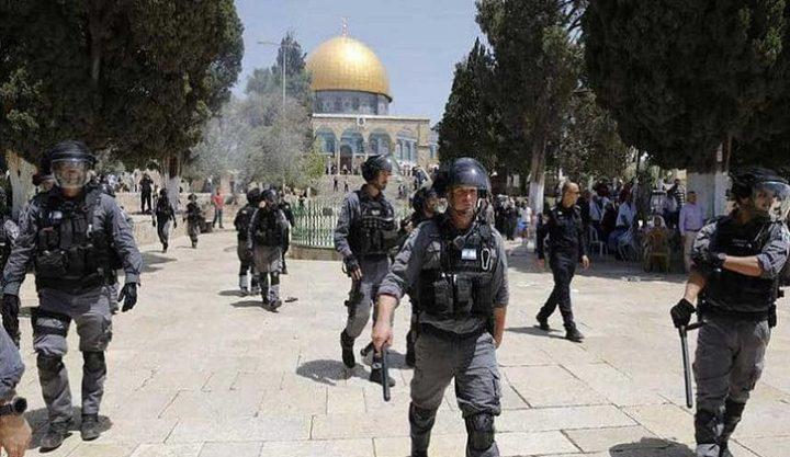 قوات الاحتلال تقتحم مخيم قلنديا وبلدة كفر عقب شمال القدس