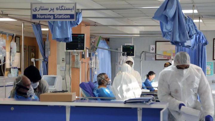 """تسجيل 98 وفاة جديدة بفيروس""""كورونا"""" في ايران"""