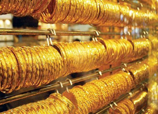 أسعار الذهب ترتفع إلى مستوى تاريخي لأول مرة في مصر