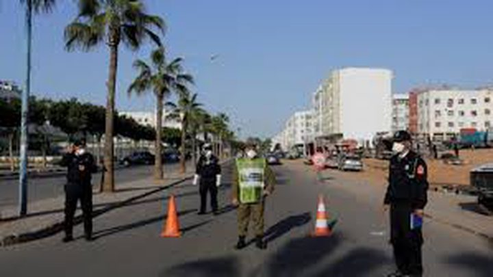 توقيف المئات من مخالفي حالة الطوارئ في المغرب