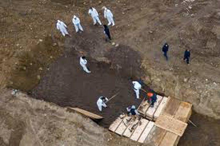 مقبرة جماعية لدفن مسلمي بريطانيا من ضحايا فيروس كورونا