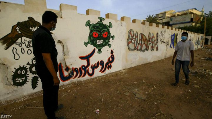 السودان يفرض العزل العام على الخرطوم بسبب تزايد الاصابات بكورونا