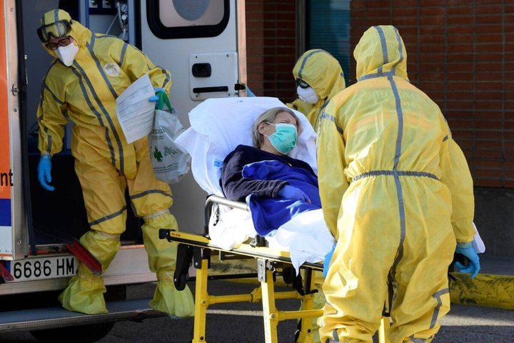 25 اصابة بكورونا وثلاث وفيات بصفوف الجالية الفلسطنينية في اسبانيا