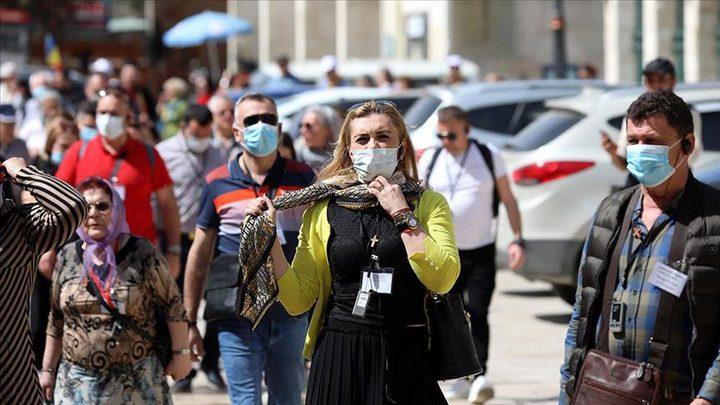 10 اصابات جديدة بفيروس كورونا ليرتفع العدد في فلسطين الى 320