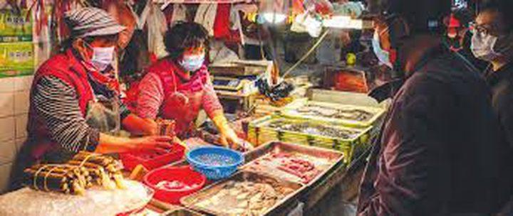 اعادة فتح أكبر سوق للحيوانات الحية في ووهان