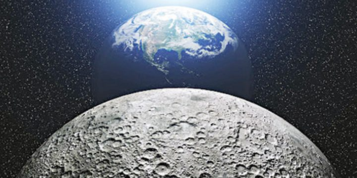 """ظاهرة فلكية.. القمر ومجموعة كواكب في """"صف واحد"""""""