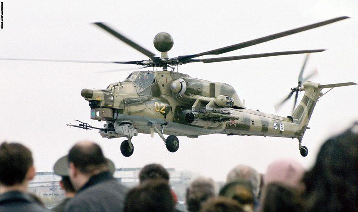 اعتراض مقاتلة روسية لطائرة أمريكية فوق المتوسط