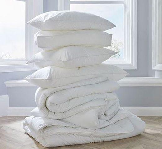 نصائح لغسيل أغطية السرير والوسائد خلال جائحة كورونا