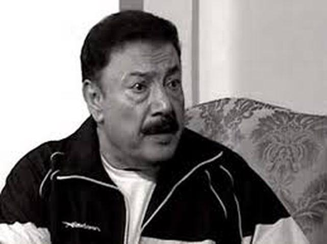وفاة الفنان أحمد دياب عن عمر ناهز 75 عامًا