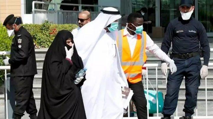 3 دول  تسجل أعلى إصابات بكورونا عربياً