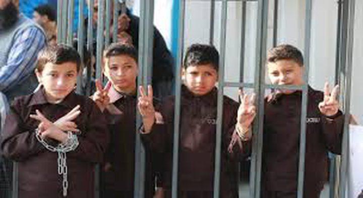 """""""التربية"""" تطالب العالم بالإفراج عن الأسرى الأطفال"""