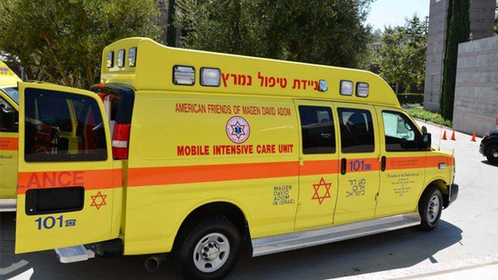 مقتل سيدة فلسطينية في اللد