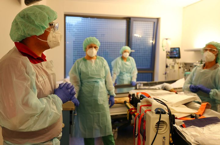 ألمانيا:ارتفاع حصيلة الوفيات بكورونا الى 4110 والاصابات 137439