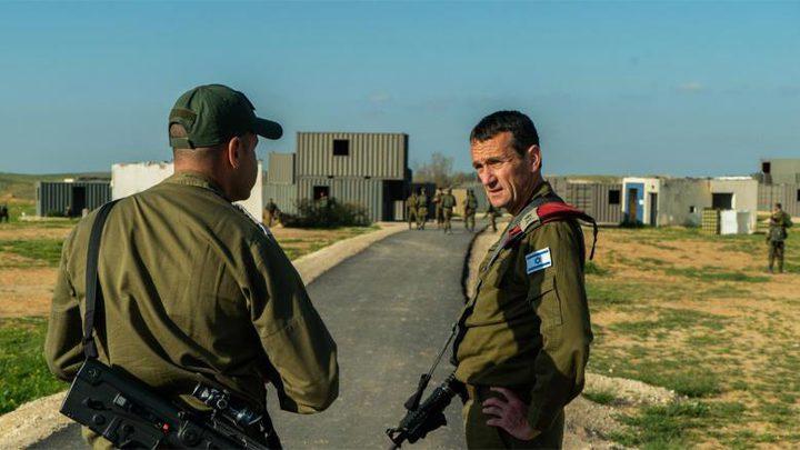 هليفي: محاربة تفشي كورونا في غزة يمنع وقوع حرب أخرى