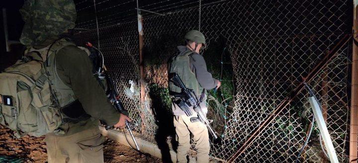 الاحتلال يدعي إحباط محاولة تسلل بالقرب من الحدود اللبنانية