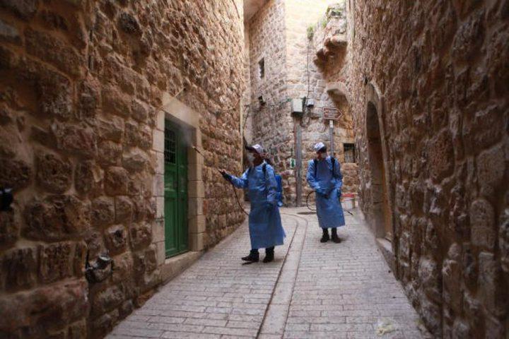 """تسجيل أول حالة وفاة بفيروس """"كورونا"""" في القدس"""