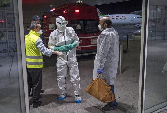 تمديد حالة الطوارئ في المغرب حتى 20 مايو