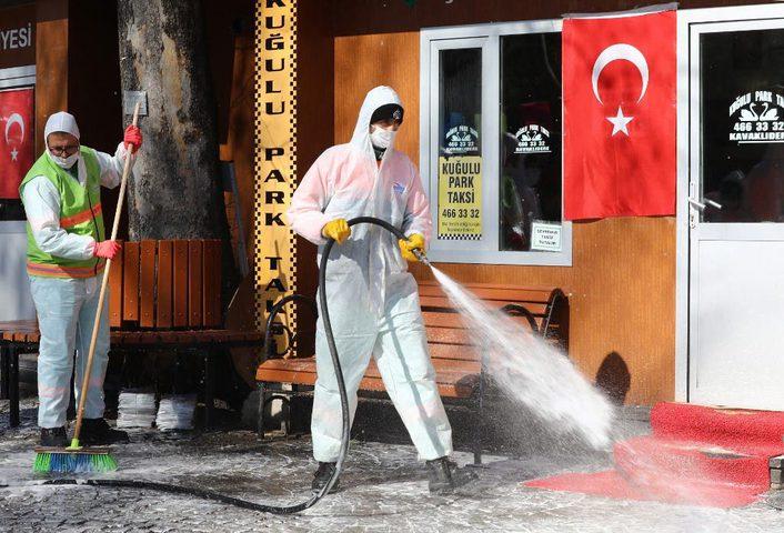 """تسجيل 127 وفاة جديدة في تركيا  بـ""""فيروس كورونا """""""