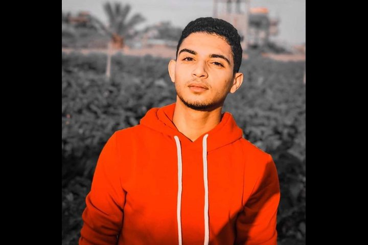 وصول جثمان الطالب فراس العويني إلى قطاع غزة